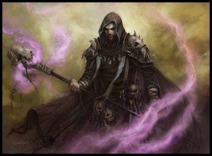 Dread Warlock by Daarken