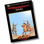 Taladas Skills and Powers