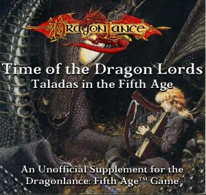 Time of the Dragon Lord