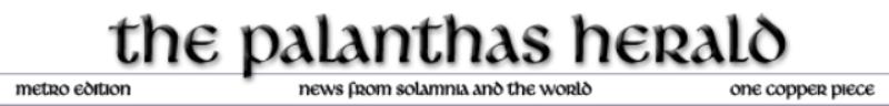 Palanthas Herald
