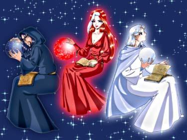 Tres Lunas Magicas (Three Magic Moons)