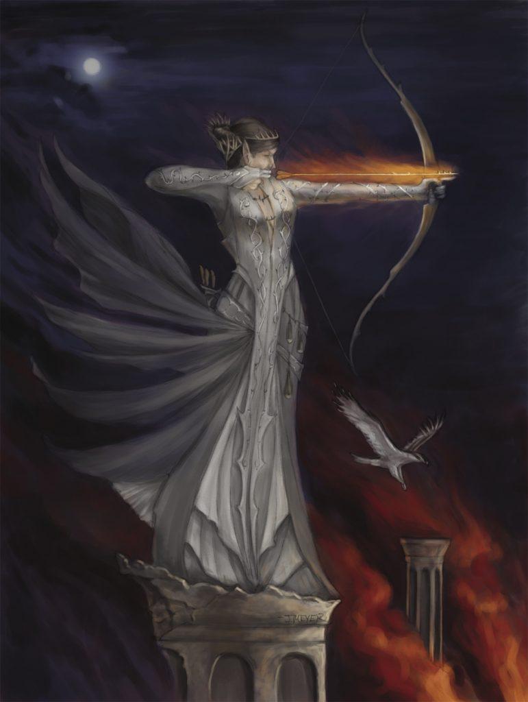 Blood Oath Archer
