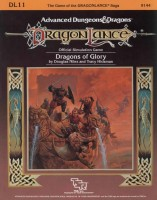 DL11 Dragons of Glory