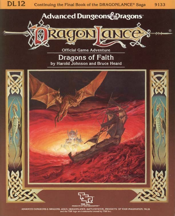 DL12 Dragons of Faith