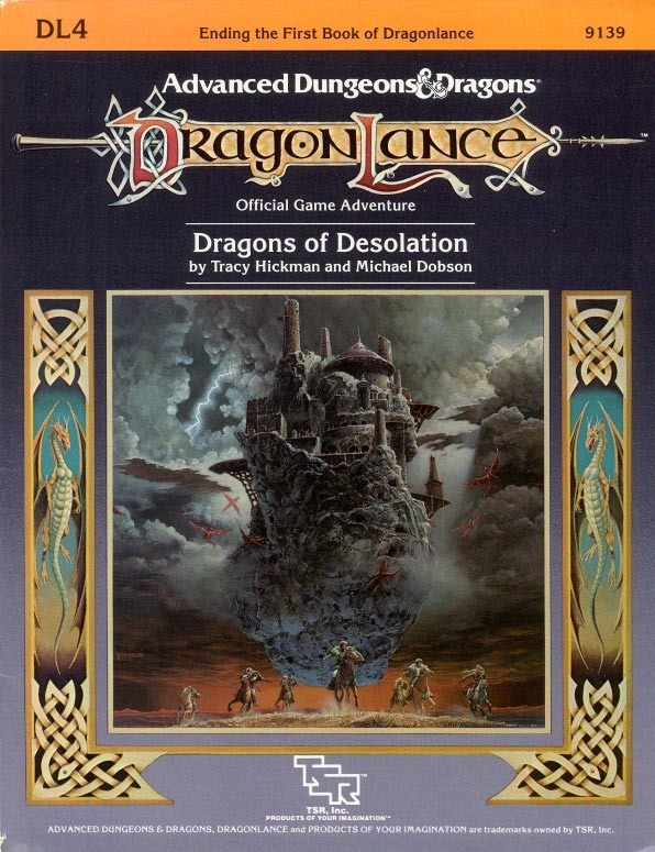 DL4 Dragons of Desolation