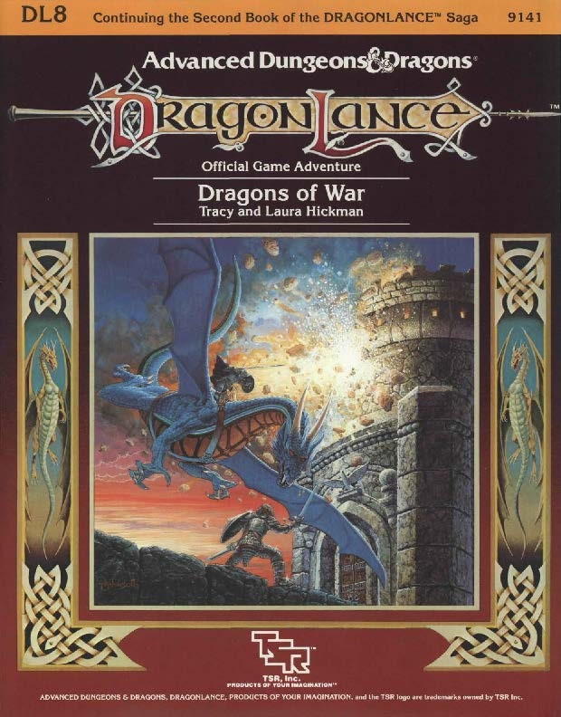 DL8 Dragons of War