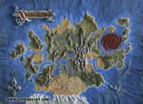 Cave Geek Art Ansalon Map