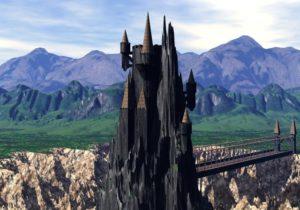 Just a Castle