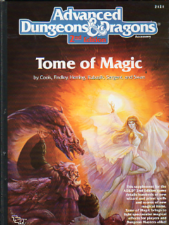Tome of Magic