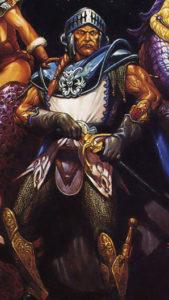 Knight of Krynnspace