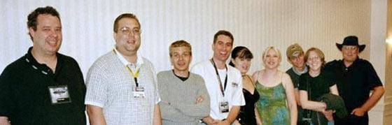Sovereign Press group shot
