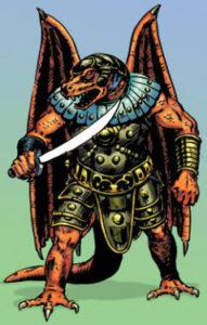 Draconian Feats for the Holidays - Dragonlance Nexus