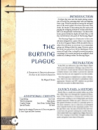 The Burning Plague