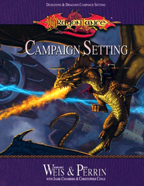 Dragonlance Campaign Setting