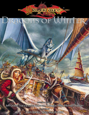 Dragons of Winter