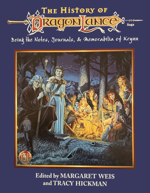 The History of Dragonlance