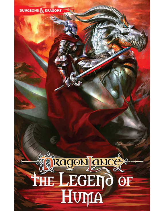 The Legend of Huma TPB