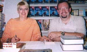 Margaret Weis and Tracy Hickman