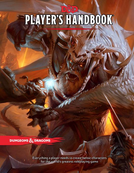 Player's Handbook (5e)