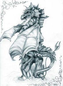 Poseidon's Private Pet
