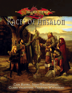 Races of Ansalon