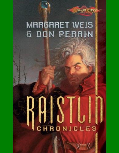 Raistlin Chronicles Omnibus