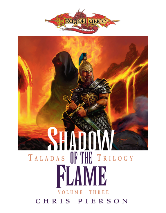 Shadow of the Flame