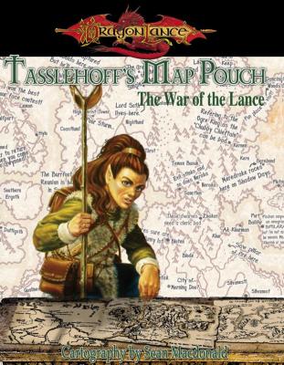 Tasslehoff's Map Pouch: The War of the Lance