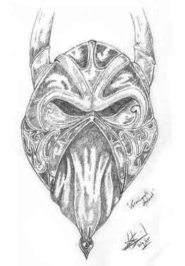 Verminard's Helmet