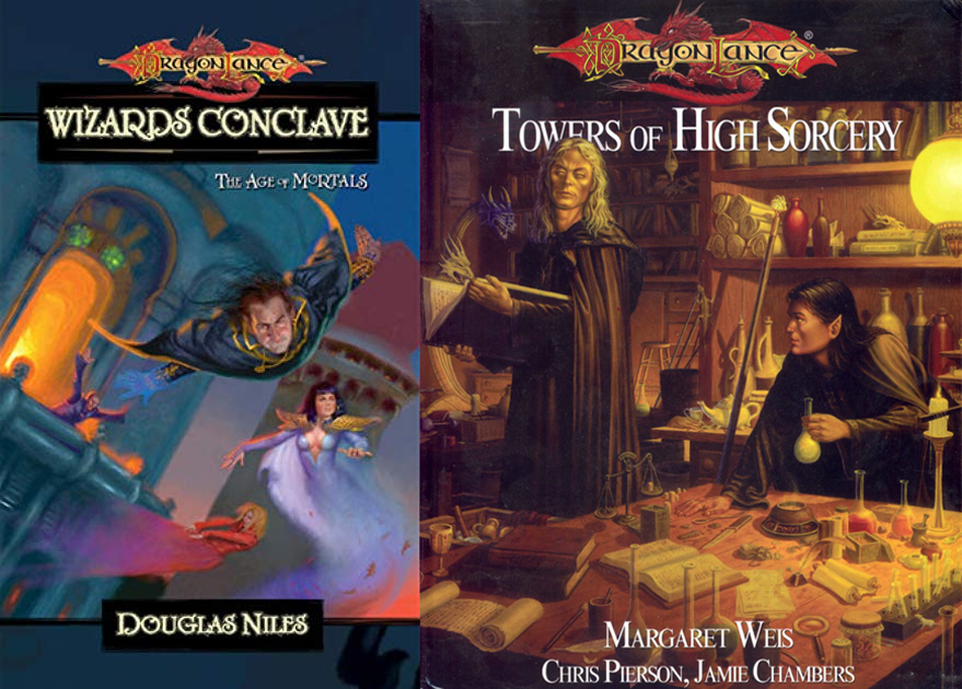 Wizards Conclave and Towers of High Sorcery